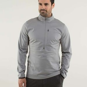 Lululemon Mens Barricade 1/2 Zip